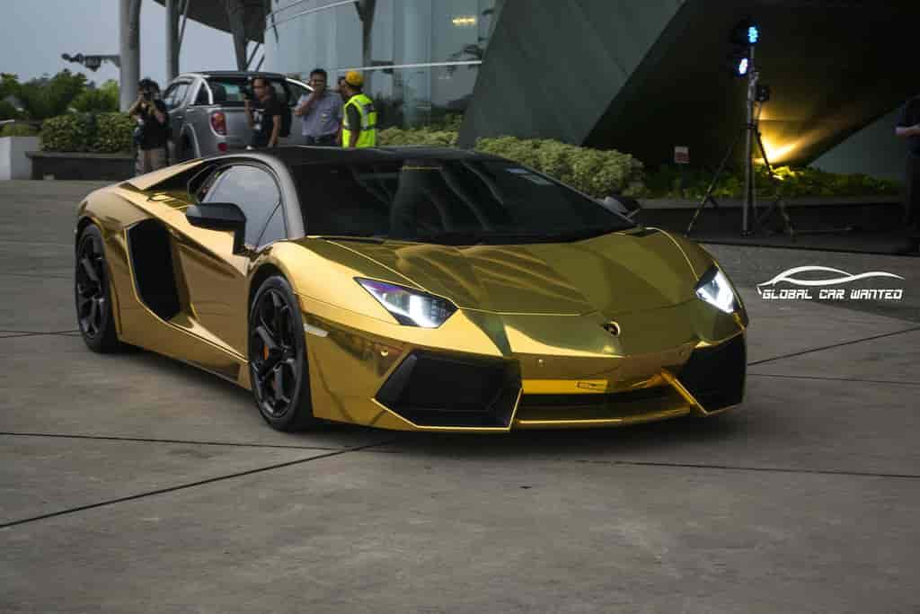 Lamborghini Aventador Speed