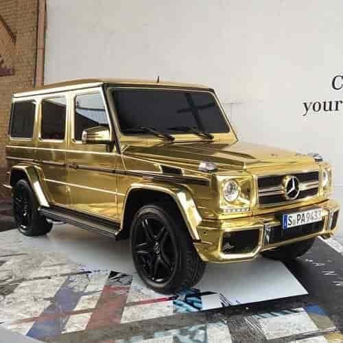 Mercedes-Bens G63