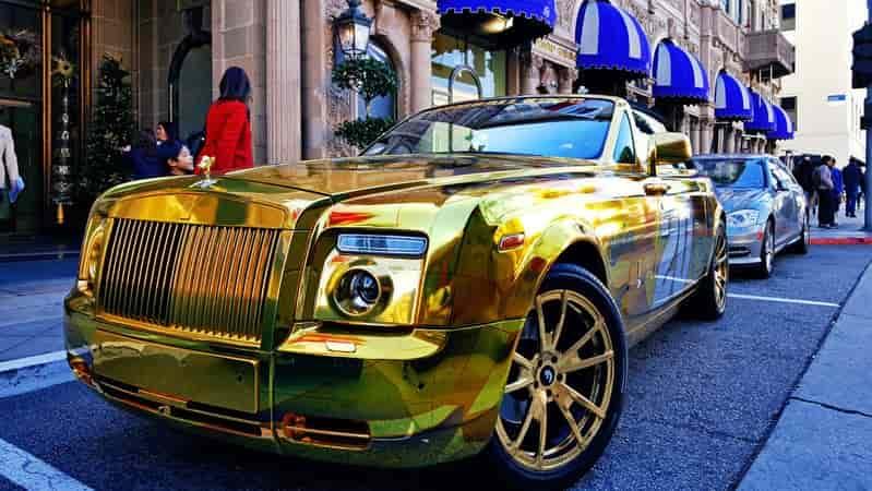 RollsRoyce gold max